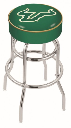 L7C1 University of South Florida Logo Stool
