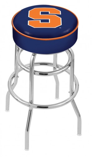 L7C1 Syracuse University Logo Stool