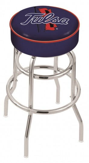 L7C1 University of Tulsa Logo Stool
