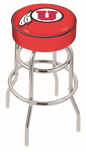 L7C1 University of Utah Logo Stool