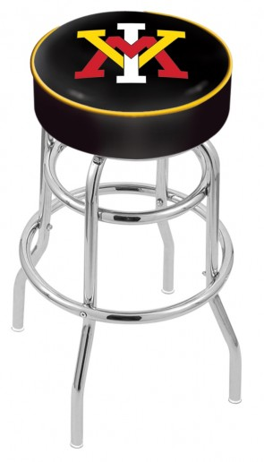 L7C1 Virginia Military Institute Logo Stool