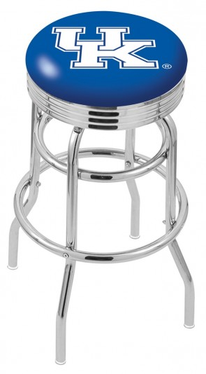 L7c3c University Of Kentucky Uk Block Logo Bar Stool