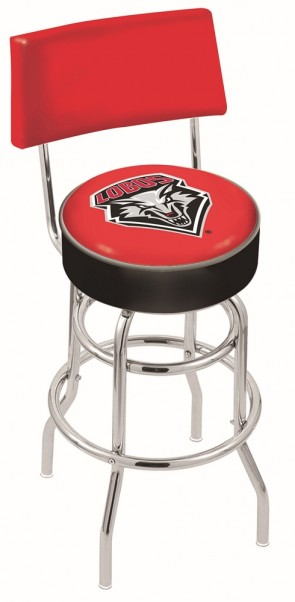 L7C4 University of New Mexico Logo Bar Stool