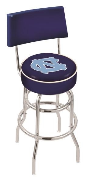 L7C4 University of North Carolina Logo Bar Stool