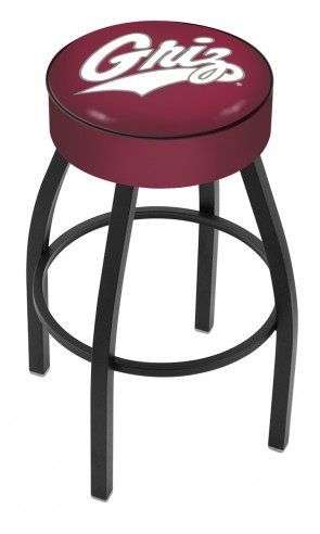 L8B1 University of Montana Logo Bar Stool