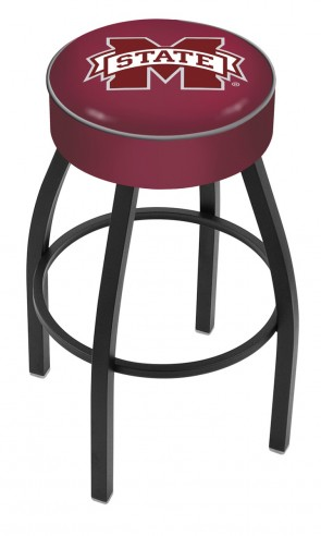 L8B1 Mississippi State University Logo Bar Stool