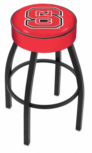 L8B1 North Carolina State Logo Bar Stool