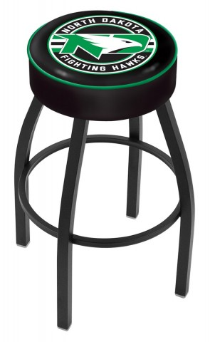 L8B1 University of North Dakota Logo Bar Stool