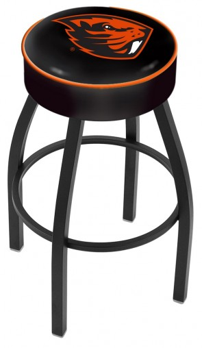 L8B1 Oregon State University Logo Bar Stool