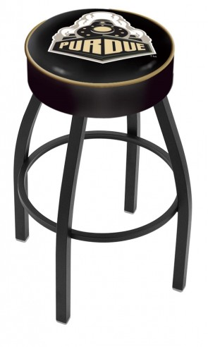 L8B1 Purdue University Logo Bar Stool