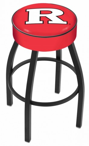 L8B1 Rutgers University Logo Bar Stool