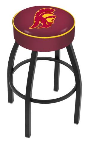 L8B1 University of Southern California Logo Bar Stool