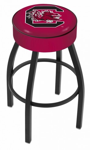 L8B1 University of South Carolina Logo Bar Stool