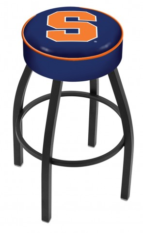 L8B1 Syracuse University Logo Bar Stool