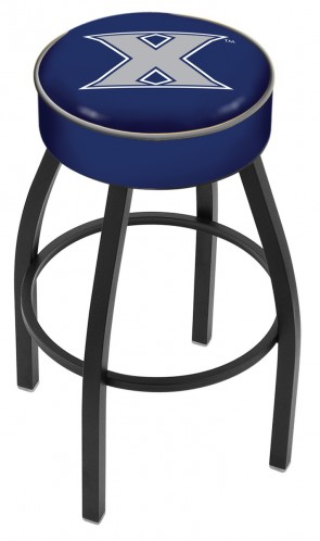L8B1 Xavier University Logo Bar Stool