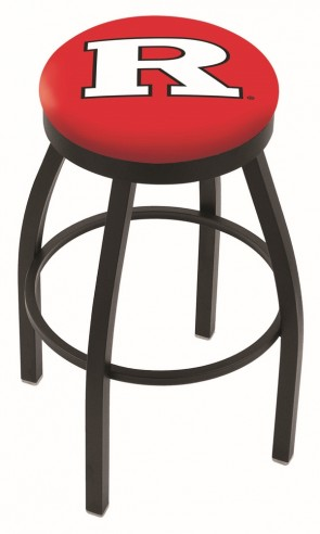 L8B2B Rutgers University Logo Bar Stool
