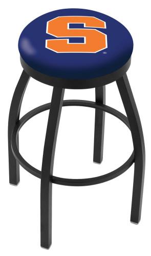 L8B2B Syracuse University Logo Bar Stool