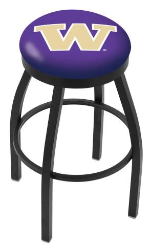 L8B2B University of Washington Logo Bar Stool