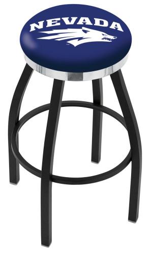 L8B2C University of Nevada Logo Bar Stool