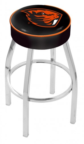 L8C1 Oregon State University Logo Bar Stool