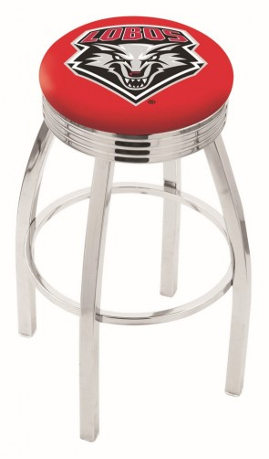 L8C3C University of Nevada Las Vegas Logo Bar Stool