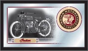 Indian Motorcycles Heritage Mirror