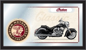 Indian Motorcycles Chief B&W Mirror