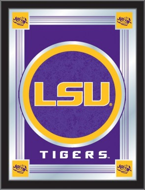 Louisiana State Logo Mirror
