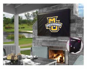 Marquette University TV Cover
