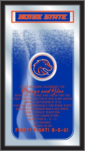 Boise State Fight Song Mirror