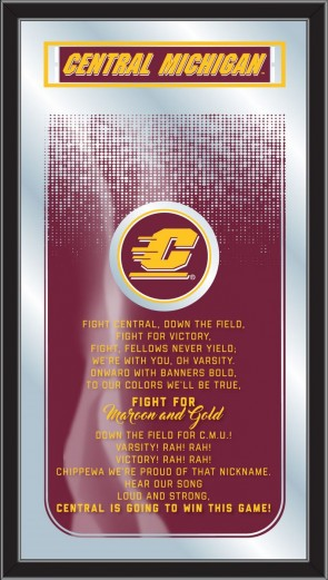 Central Michigan University Fight Song Mirror