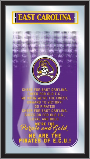 East Carolina University Fight Song Mirror