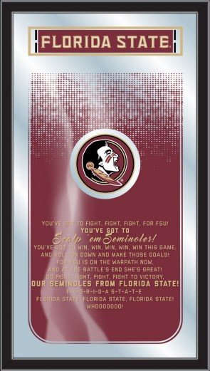 Florida State University Fight Song Mirror