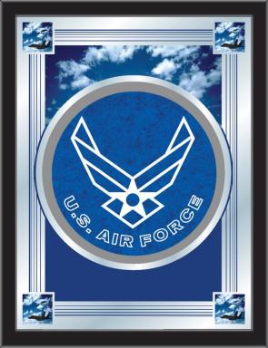 US Air Force Logo Mirror