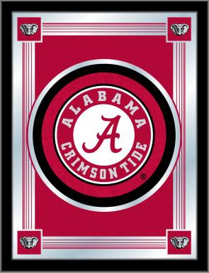 Alabama A Logo Mirror
