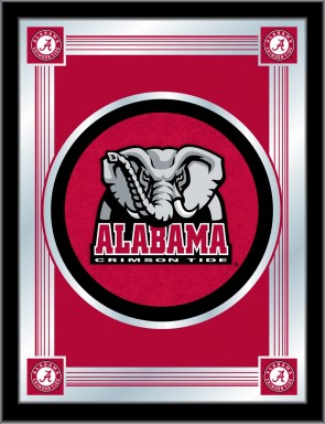 Alabama Elephant Logo Mirror