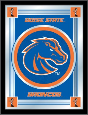 Boise State Logo Mirror