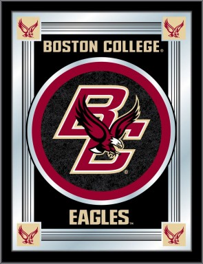 Boston College Logo Mirror