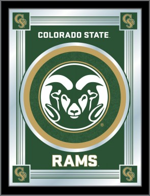 Colorado State Logo Mirror