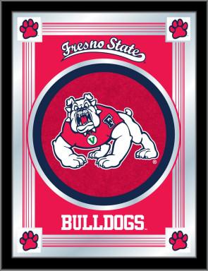 Fresno State Logo Mirror