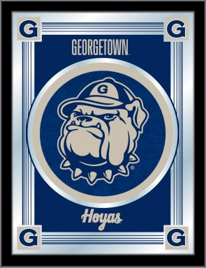 Georgetown Logo Mirror