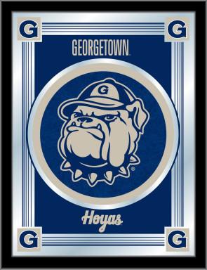 Georgetown Logo Mirror