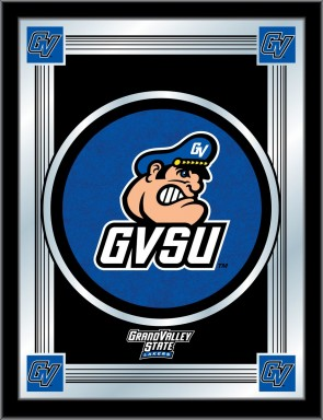 Grand Valley State Logo Mirror
