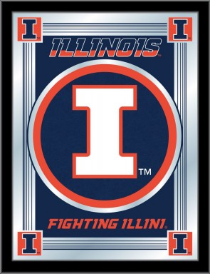 Illinois Logo Mirror