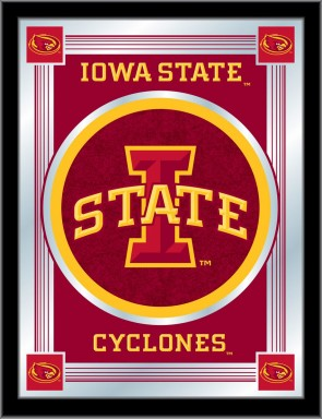 Iowa State Logo Mirror