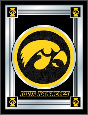 Iowa Logo Mirror