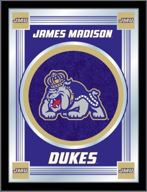 James Madison Logo Mirror