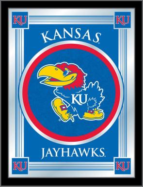 Kansas Logo Mirror