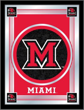 Miami University Logo Mirror