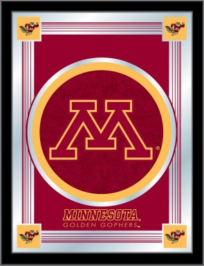 University of Minnesota Logo Mirror